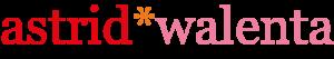 Logo Astrid Walenta_4C